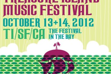 treasure island music festival 2012