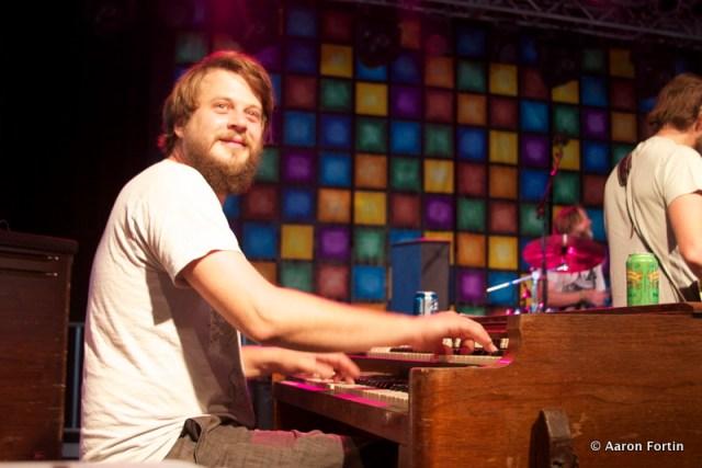Marco Benevento @ High Sierra Music Hall,  Levon Helm Playshop, HSMF 2012