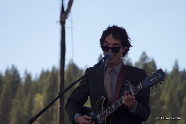 Brad Barr of SMMD @ Grandstand Stage, High Sierra 2012