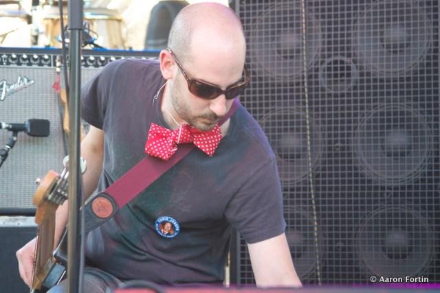 Marc Friedman of The Slip  @ Big Meadow Stage, High Sierra 2012