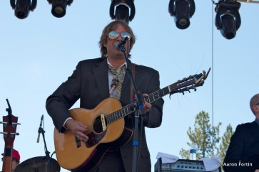 Nathan Moore of SMMD @ Grandstand Stage, High Sierra 2012