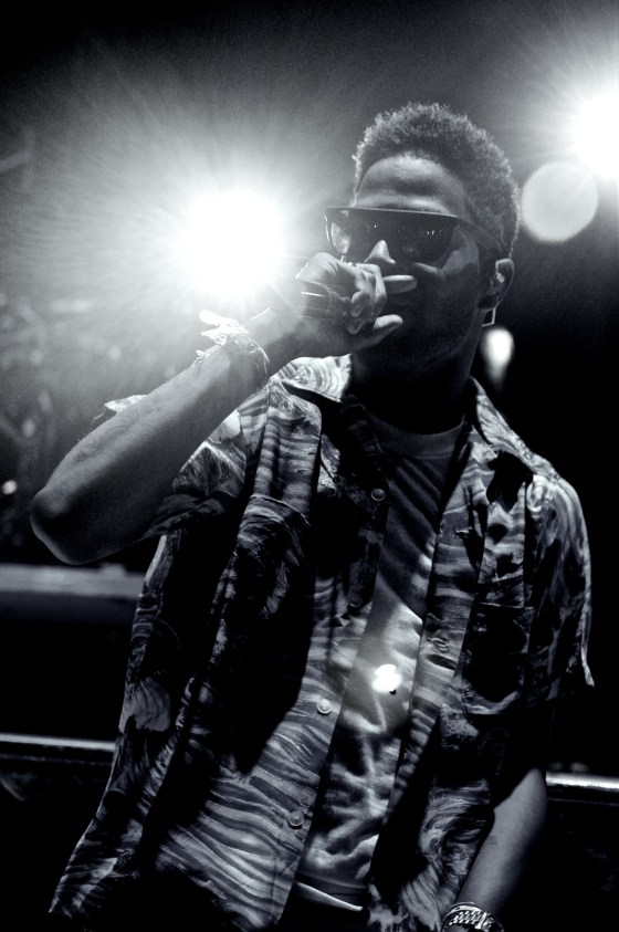 Kid Cudi (by Eric T)