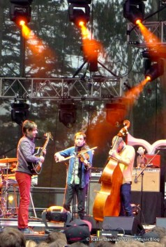 Andrew Bird @ Outside Lands 2012 || Photo © Katie Davies