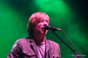 Trey, Phish 8/15/12