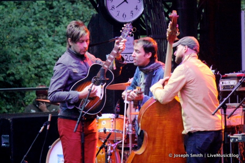 Andrew Bird @ Outside Lands 2012 || Photo © Joseph Smith