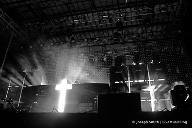 JUSTICE @ Outside Lands 2012 || Photo © Joseph Smith