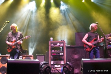 Trey & Mike Phish 8/15/12