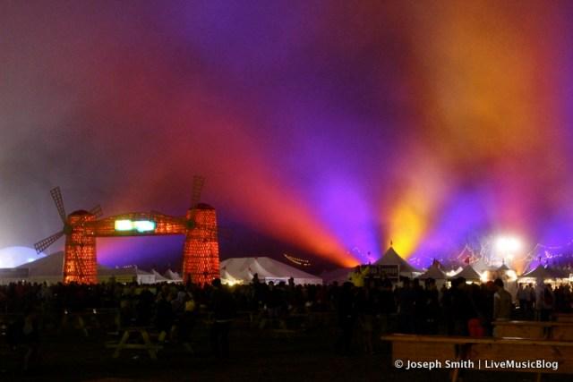 Main Stage @ Outside Lands 2012 || Photo © Joseph Smith