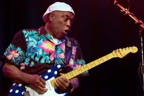 Buddy Guy @ Grove of Anaheim - 8/10/12 || Photo © 2012 jim Brock Photography / www.eyeonthemusic.com