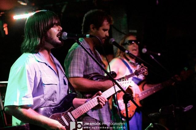Honey Island Swamp Band @ The Mint LA - 8/14/12    Photo © Jim Brock Photography / www.eyeonthemusic.com