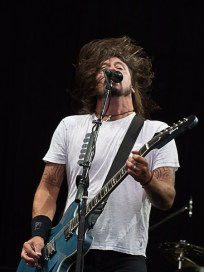 Foo Fighters @ Outside Lands 2012 || Photo by Jimmy Grotting