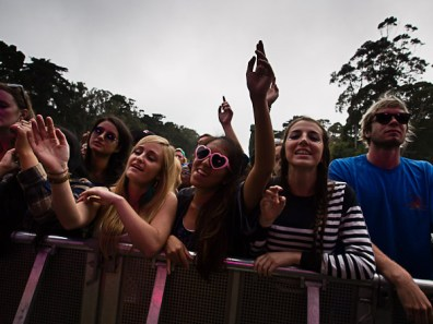 Rail Riders @ Outside Lands 2012 || Photo by Jimmy Grotting