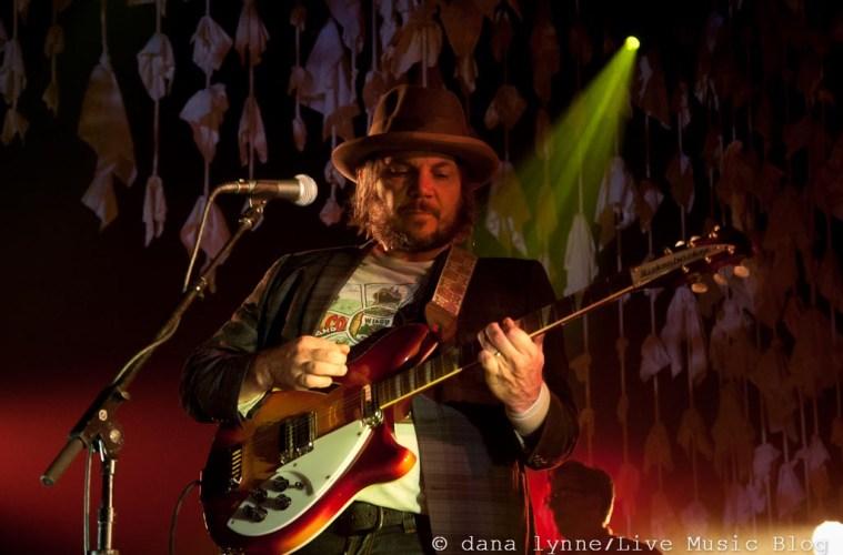 Wilco @ The Bushnell, Hartford CT, 8.1.12