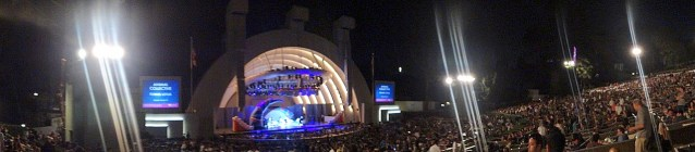 Crowd @ Hollywood Bowl - 9/23/12 || Photo © Wesley Hodges