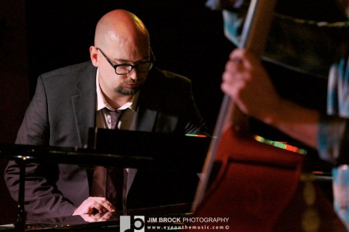 The Bad Plus @ The Mint LA, Los Angeles, CA - 10/9/12 || Photo by Jim Brock Photography / http://www.eyeonthemusic.com