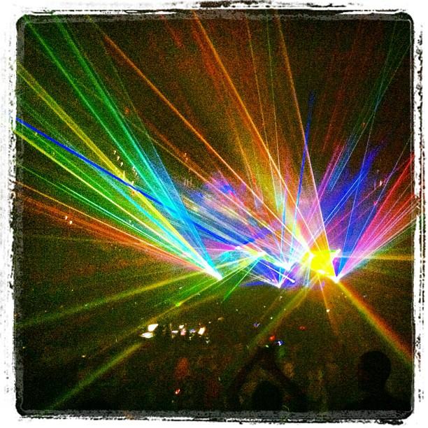 10/31/12 Pretty Lights in Boston, MA      Photo by @soozygreenberg