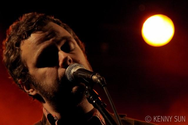 The Amazing @ Music Hall of Williamsburg - 11/7/12    Photo © Kenny Sun