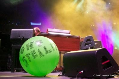 Been Caught Stealing Request Balloon, 12/28/12