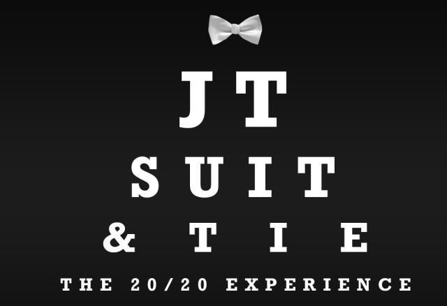 jt suit and tie