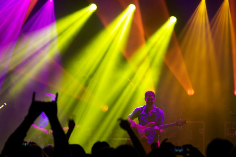 Umphrey's in Hollywood 3.22.13 | Photo by Aaron Fortin