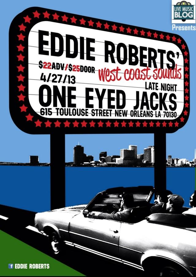Eddie Poster Sample