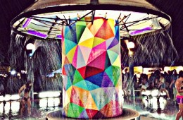 bonnaroo 2013 fountain