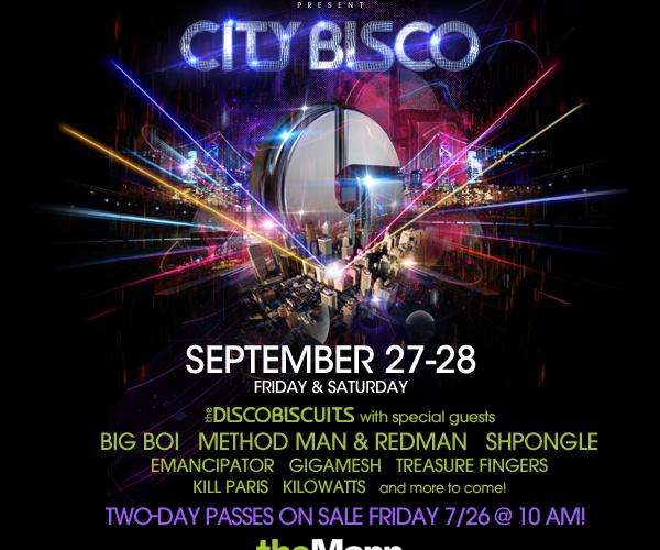 city bisco lineup