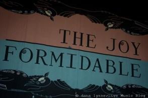 The Joy Formidable, Hartford CT 7.9.13