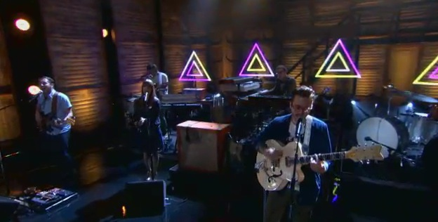 portugal the man on conan