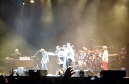 second city on stage with phish