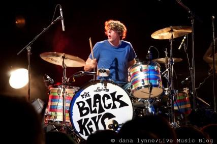The Black Keys, Hartford CT 7.9.13