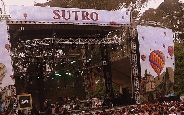 Rhye @ Sutro Stage © Wesley Hodges