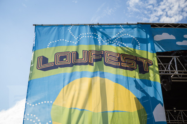 LouFest in Forest Park