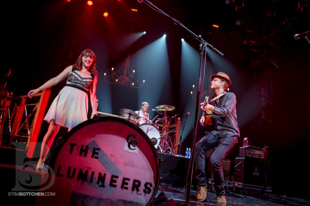 The Lumineers at Chaifetz Arena