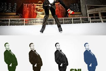 snl xmas with jimmy fallon and justin timberlake