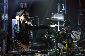 Chromeo @ The Independent-11