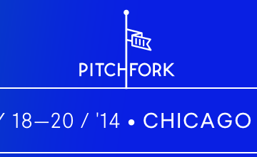 Pitchfork Music Festival 2014