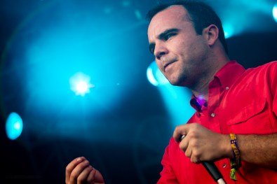 Future Islands at LouFest