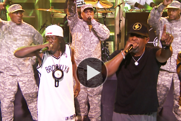 Public Enemy  Public Enemy No. 1   Video   The Tonight Show   NBC
