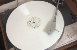white vinyl on thom yorke tumblr