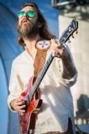 Chris Robinson Brotherhood @ Way Over Yonder, Santa Monica Pier 9.27.14
