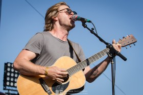 Jamestown Revival @ Way Over Yonder, Santa Monica Pier 9.27.14