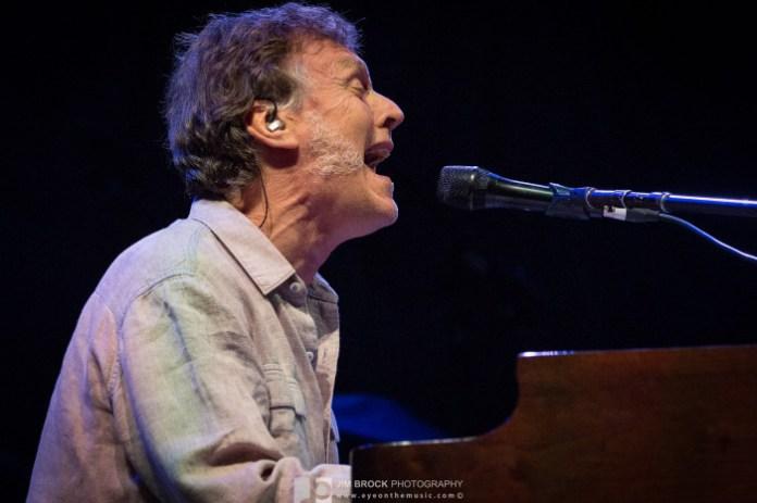 Steve Winwood @ The Forum, LA 10.10.14 © Jim Brock