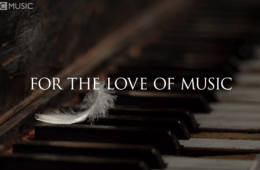 for the love of music