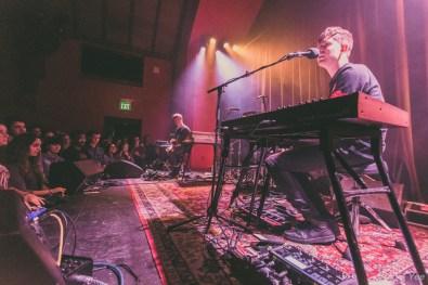James Blake @ The Chapel, SF 12.7.14   Photo © Justin Yee