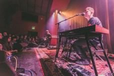 James Blake @ The Chapel, SF 12.7.14 | Photo © Justin Yee