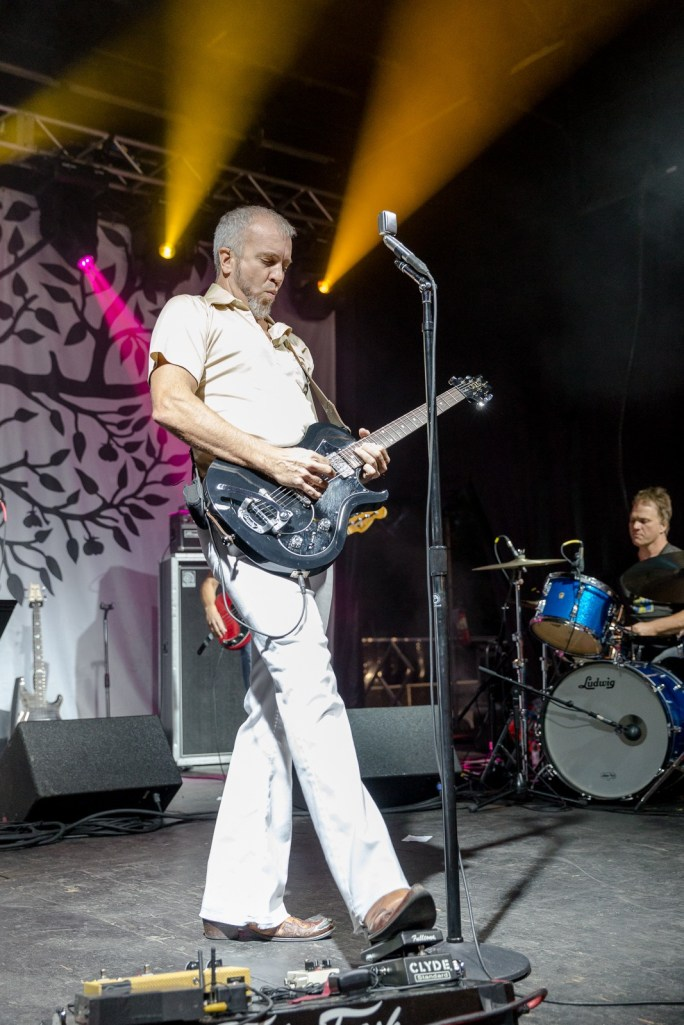 JJ Grey & Mofro performing at LouFest in St. Louis on Sunday September 13, 2015.