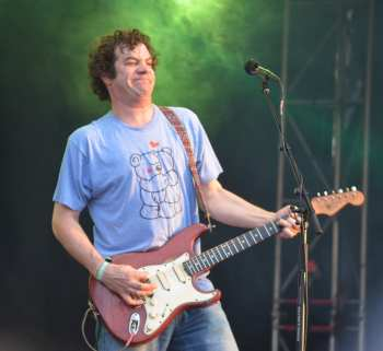 Dean Ween of Ween at Bonnaroo 2016 // Photo by Wesley Hodges