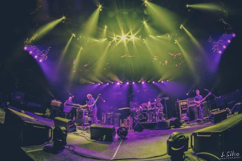 Photo Recap Setlist Phish Mgm Grand Garden Arena Las Vegas Live Music Blog