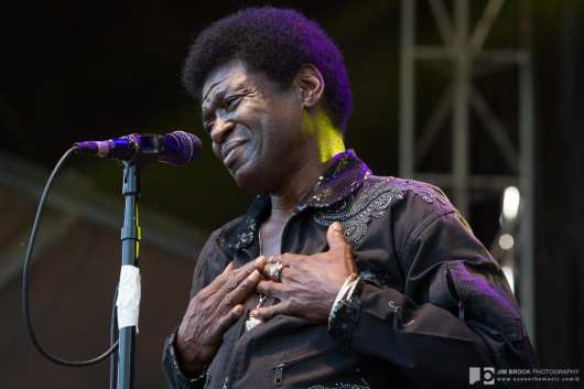 Charles Bradley and His Extraordinaires @ Arroyo Seco Weekend 6.24.17 © Jim Brock/LIVE music blog